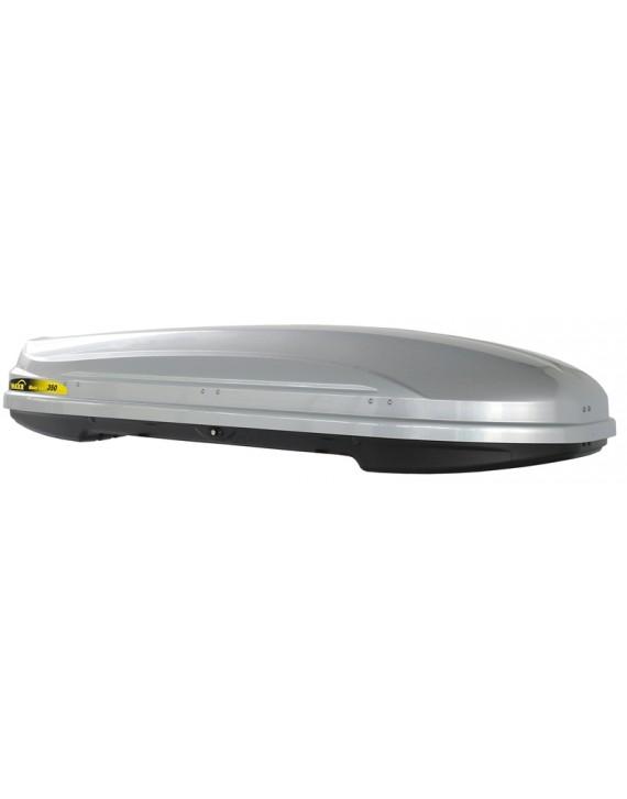 Střešní box HAKR Magic Line 350 - šedý lesk