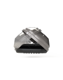 Střešní box HAKR Magic Line 400 Strong - stříbrná metalická perleť