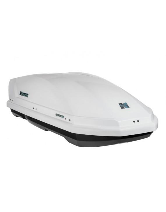 Střešní box NEUMANN, Adventure 190 - bílá lesklá