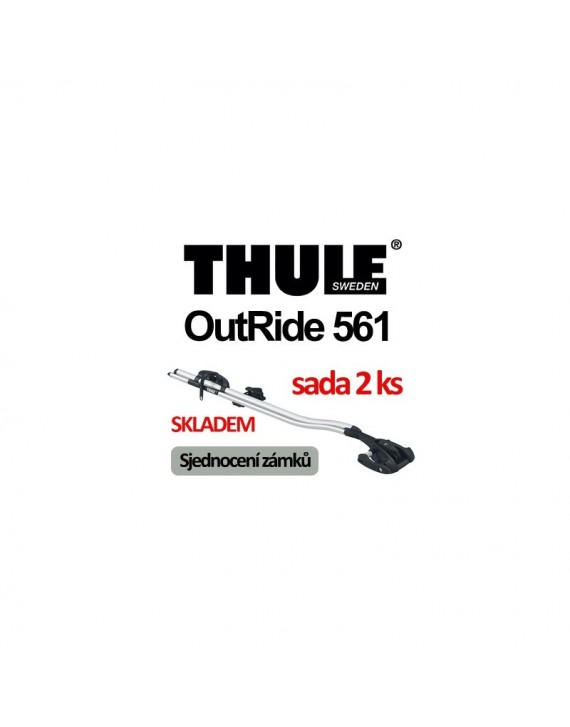 Nosič kol Thule OutRide 561 sada 2 ks