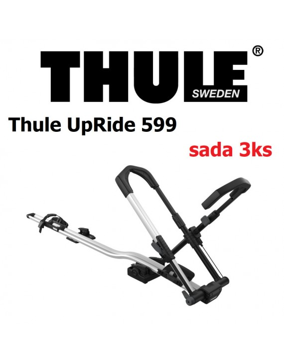 Thule UpRide 599 sada 3 ks