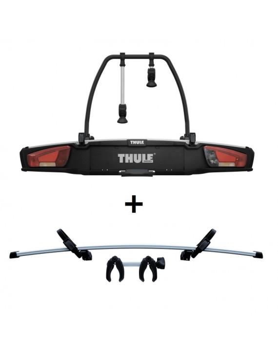 Thule VeloSpace XT 938 + adaptér 9381 pro 3 kola