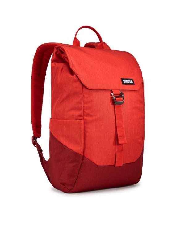 Batoh Thule Lithos Backpack 16L TLBP113 Lava/Red Feather