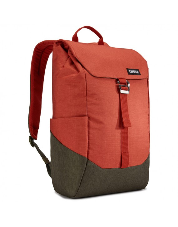 Batoh Thule Lithos Backpack 16L TLBP113 Rooibos/Forest Night