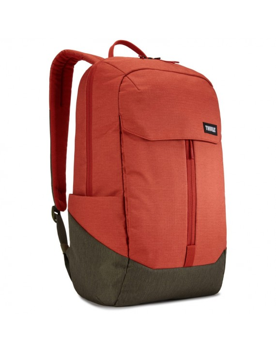 Batoh Thule Lithos Backpack 20L TLBP116 Rooibos/Forest Night