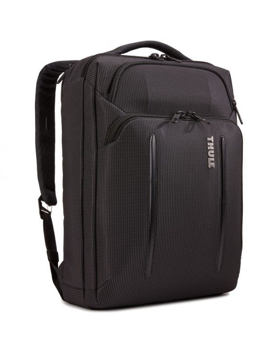 "Thule Crossover 2 Convertible Laptop Bag 15,6"" taška na notebook/batoh C2CB116 Black"
