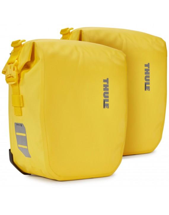 Postranní brašny Thule Shield Pannier 13L Yellow