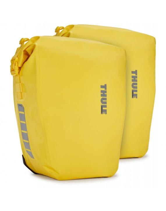 Postranní brašny Thule Shield Pannier 25L Yellow