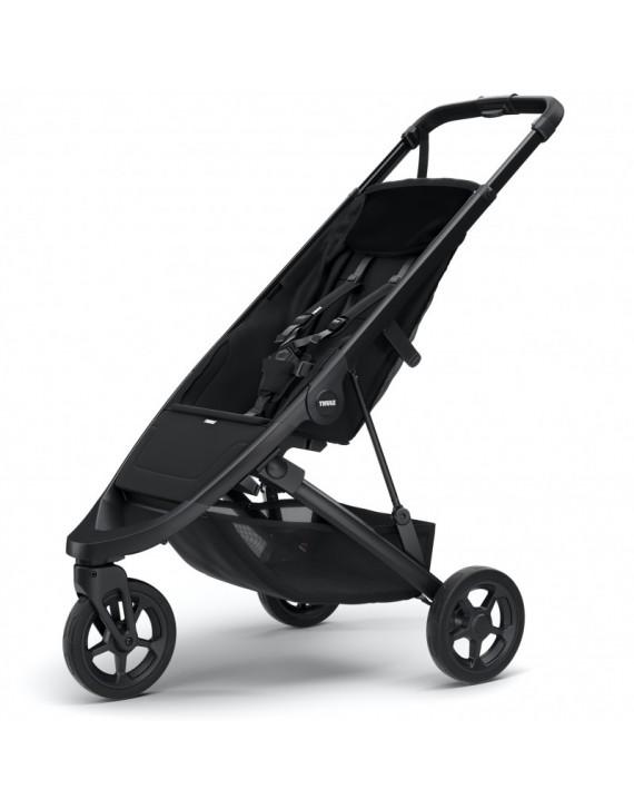 Thule Spring Stroller Black (bez stříšky)