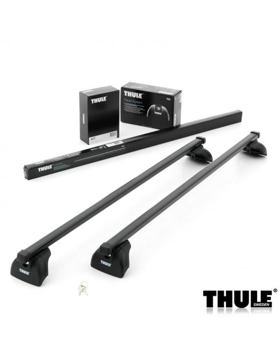 Příčníky Thule 753 + 7123 + kit