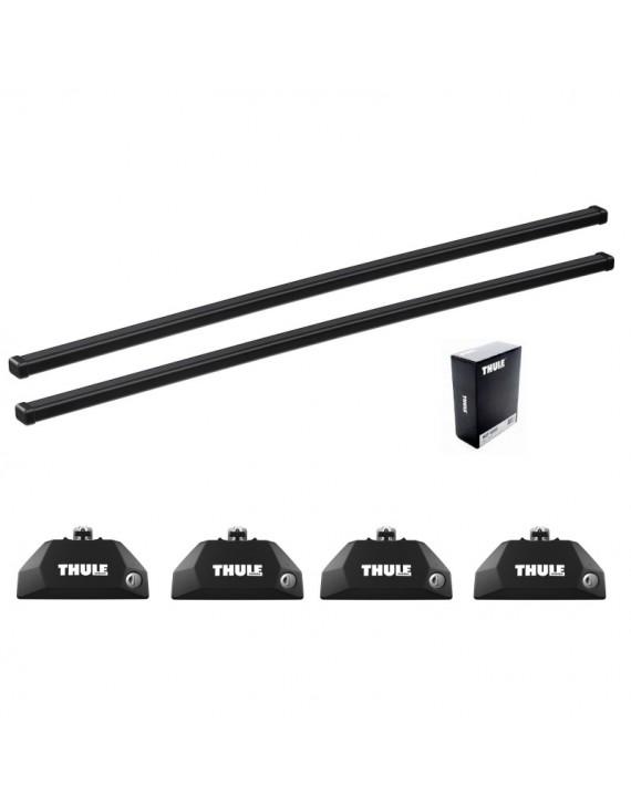 Příčníky Thule 7106 + 7123 + kit