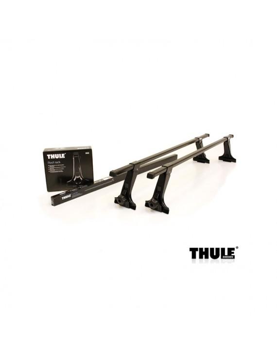 Příčníky Thule 952 + 7124