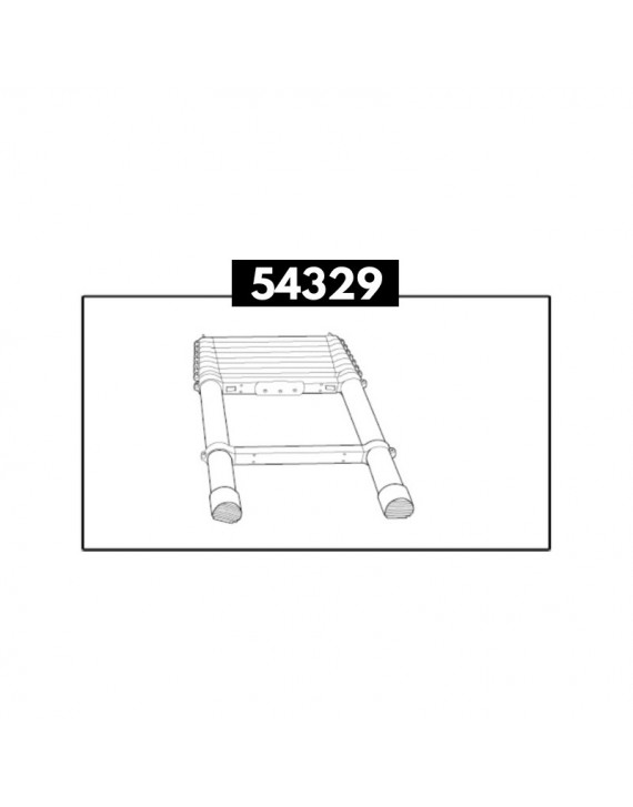 Rooftop Tent Telescoping Ladder Thule 54329