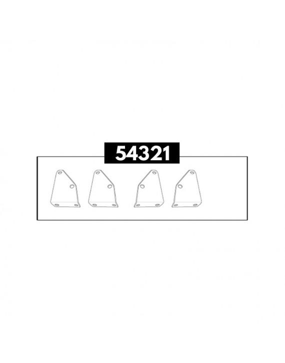 Standard Hinge Plate Set Thule 54321