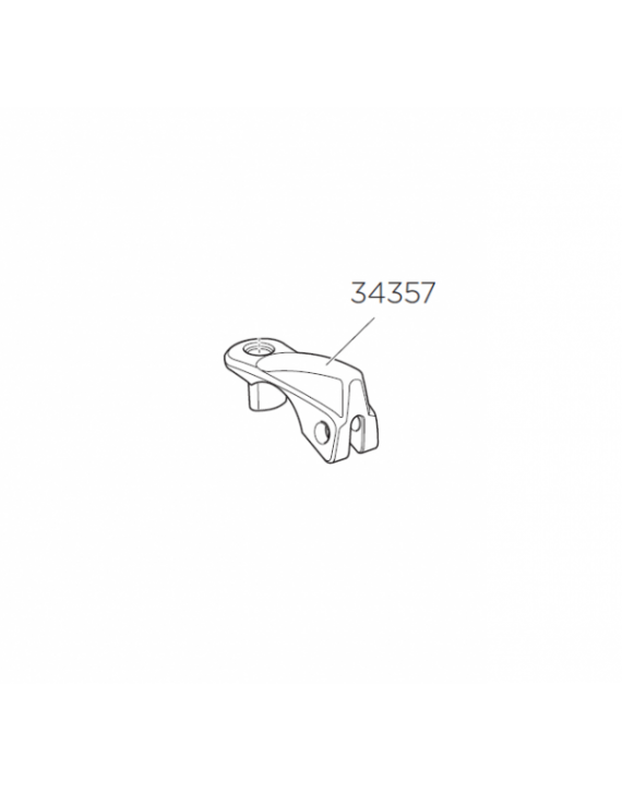 Plastová dotahovací spona Thule 34357