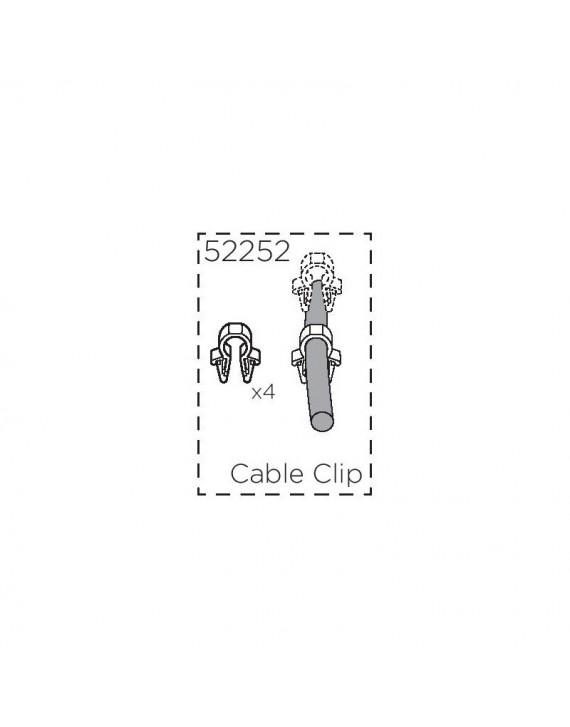 Držák kabelu Thule 52252 (4 ks)