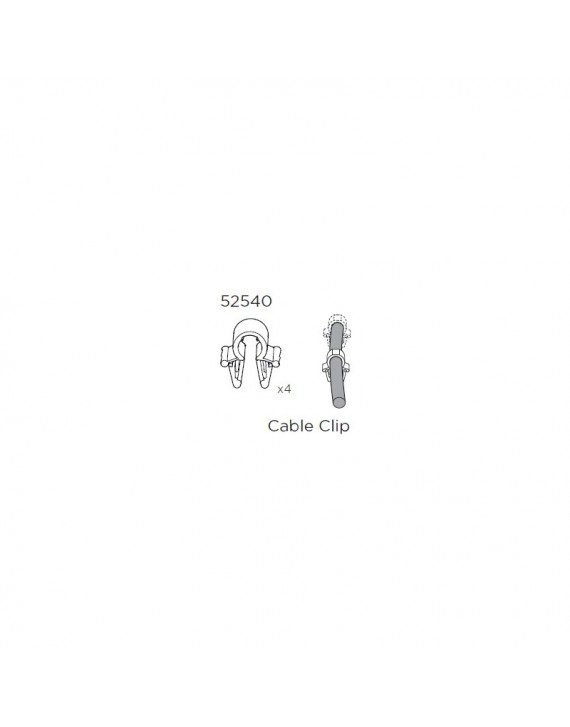 Držák kabelu Thule 52540