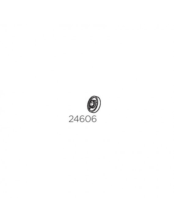 Svinovací kolečko 24606