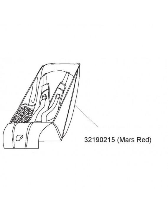 Sedátko Mars Red Thule 32190215