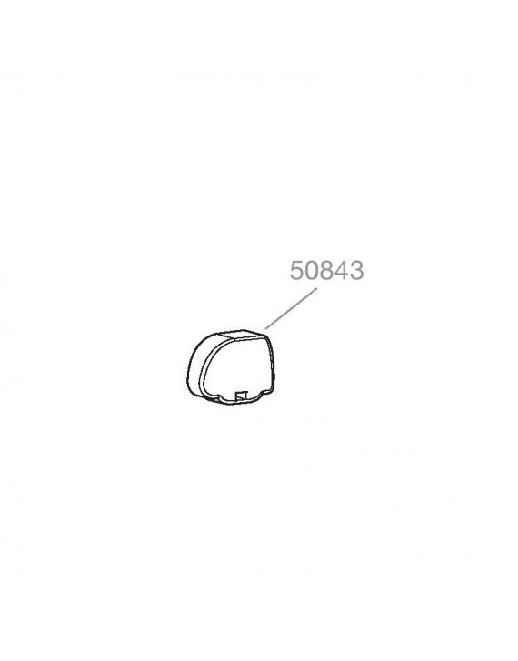Koncová krytka levá Thule 50843