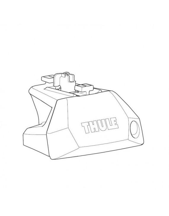 Evo Flush Rail Complete Foot Thule 54244