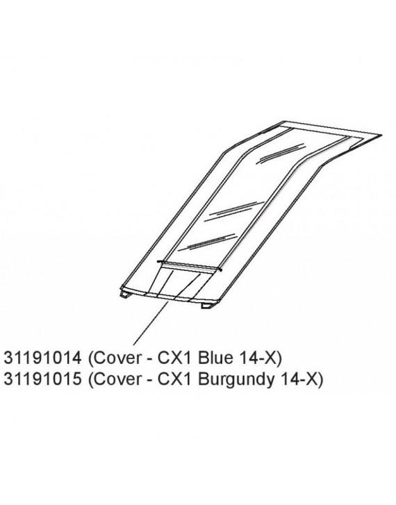 Kryt Burgundy CX1 31191015