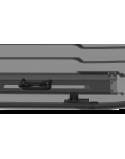 Střešní box HAKR Magic Line 450 - šedý