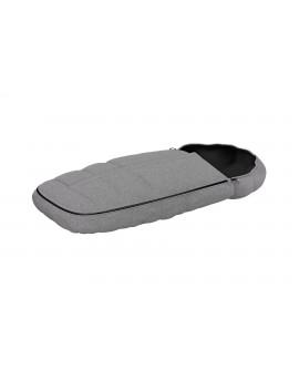 Fusak Thule Footmuff Grey Melange
