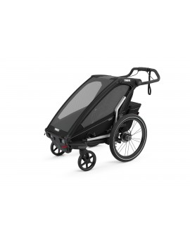 Thule Chariot Sport 1 Midnight Black 2021