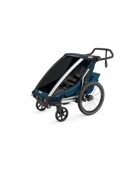 Thule Chariot Cross 1 Majolica Blue 2021
