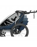 Thule Chariot Cross 1 Majolica Blue 2021