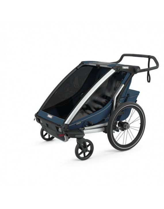 Thule Chariot Cross 2 Majolica Blue 2021