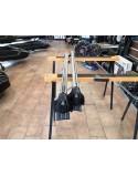 Použité originální střešní nosiče na Škoda Rapid Spaceback 2014 -