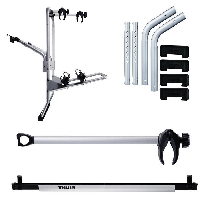 Thule BackPac 973 + kit 973-16 pro 3 kola