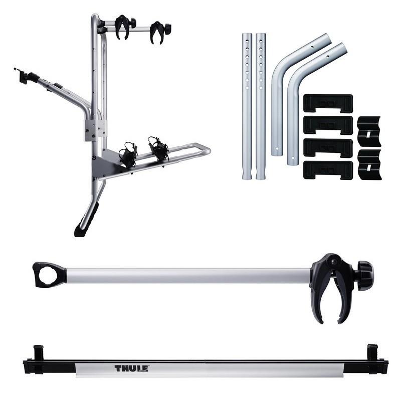 Thule BackPac 973 + kit 973-17 pro 3 kola