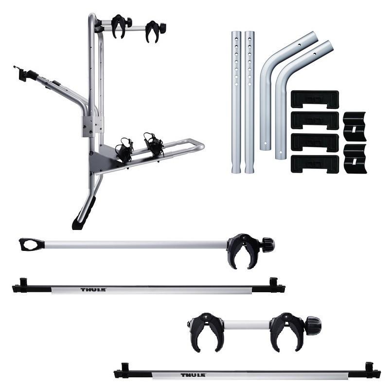 Thule BackPac 973 + kit 973-17 pro 4 kola