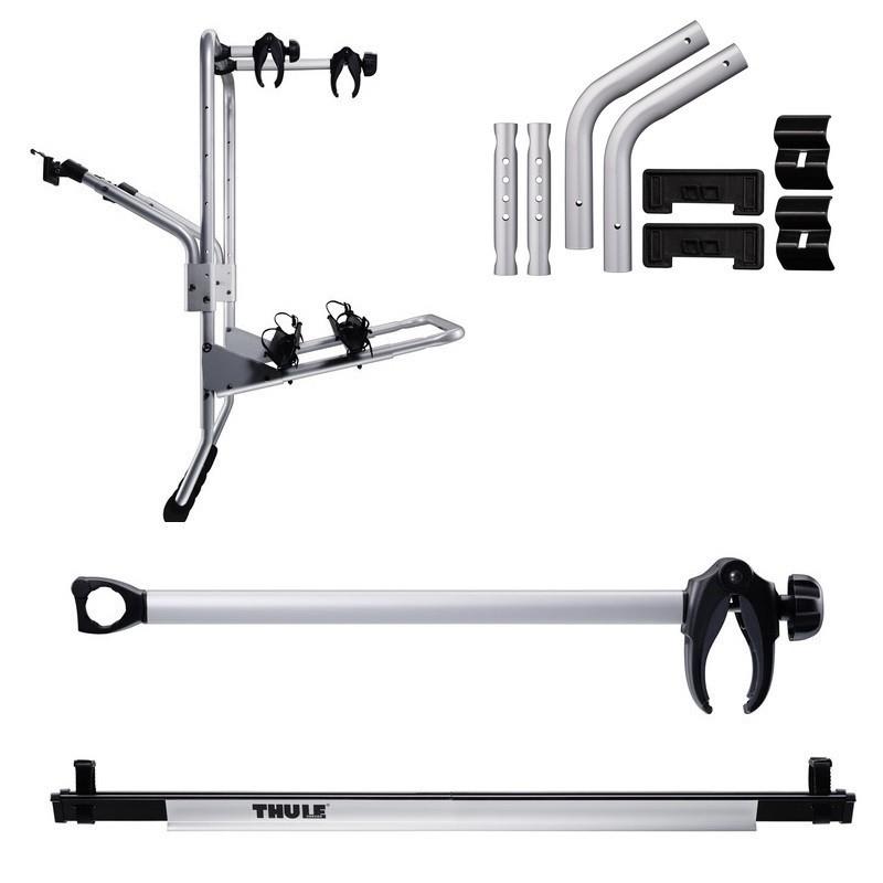 Thule BackPac 973 + kit 973-19 pro 3 kola